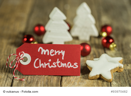 Merry Christmas Postkarte Grukarte Karte
